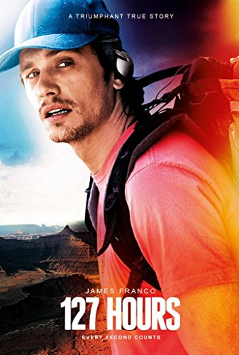 127 Hours, Movie Poster 24in x 36in