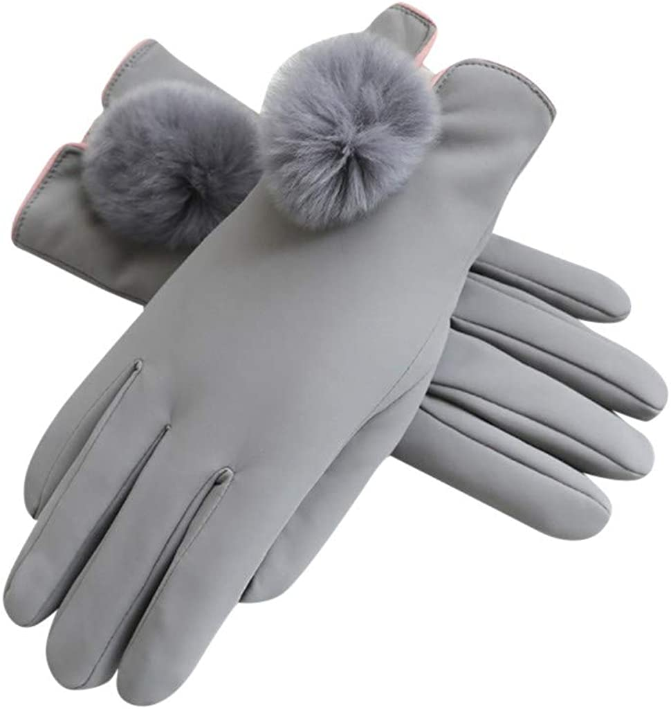 Palarn Ladies'Furry Heating...