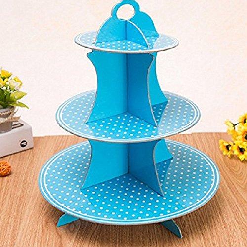 paper cupcake stand - 6