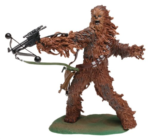 Star Wars Unleashed Chewbacca Figure