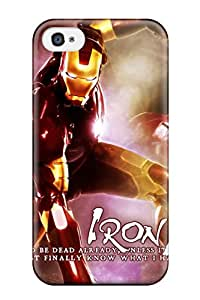 New Iphone 4/4s Case Cover Casing Iron Man