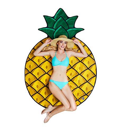 BigMouth Inc Gigantic Pineapple Blanket