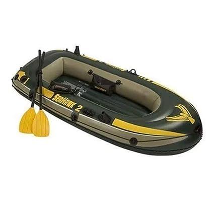 YIAIY Kayak Inflable del Barco Eagle del Mar, Bote De ...