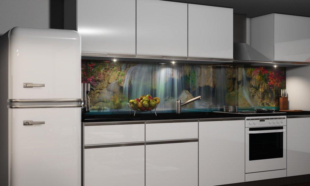 Küchenrückwand Folie selbstklebend \