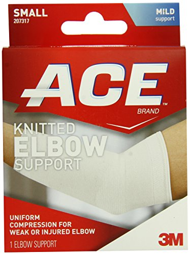Ace Elbow Brace - 3M Ace Knitted Elbow Support, Small