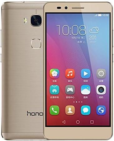 Huawei Honor Play 5X KIW-AL10 3+16GB 4G LTE Fingerprint Dual Sim Android 5.1 Octa Core 5.5 Inch FHD 5+13MP Gold: Amazon.es: Electrónica