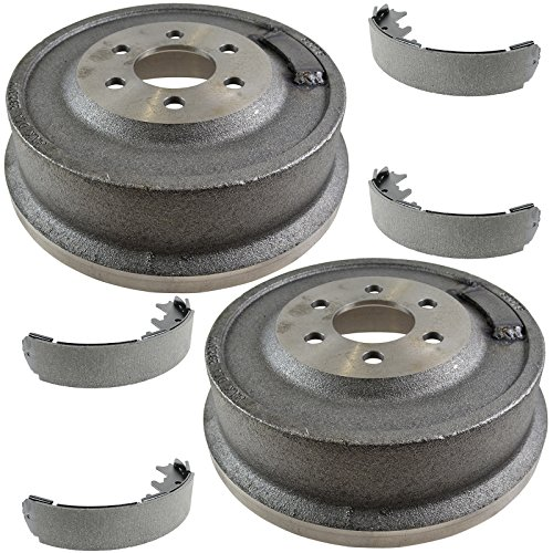 Rear Brake Drum & Shoe Kit for Dakota Durango