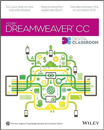Dreamweaver CC Digital Classroom