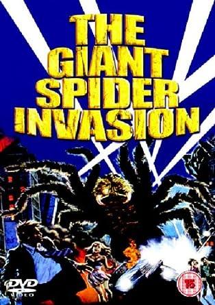 The Giant Spider Invasion (L Invasion des Araignées Géantes)  Import  anglais  d6b671fa3e31