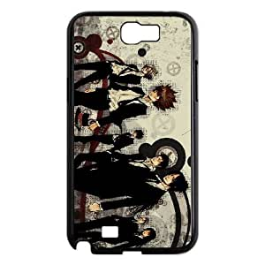 HitmanReborn Samsung Galaxy N2 7100 Cell Phone Case Black MS4609433