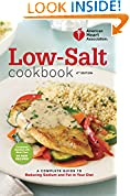 #8: American Heart Association Low-Salt Cookbook, 4th Edition: A Complete Guide to Reducing Sodium and Fat in Your Diet