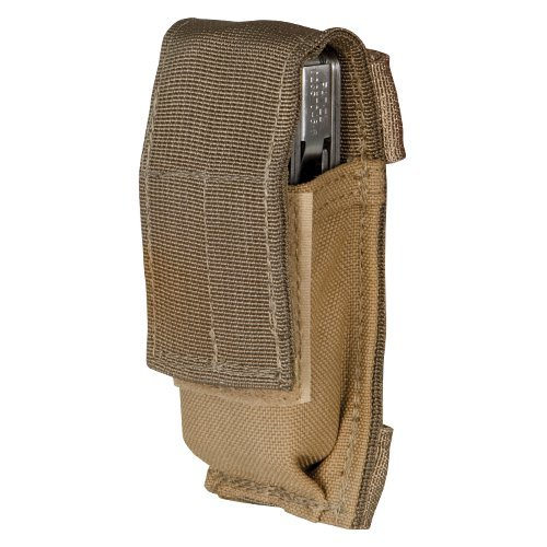 Atlas 46 Suspender Attachment Multi-Tool Pouch Coyote   Work, Utility, Construction, and Contractor by Atlas 46 (Image #5)