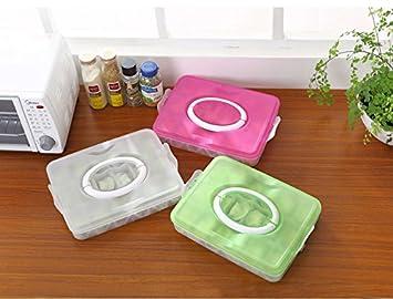 Kühlschrank Aufbewahrungsbox : Amazon küchenmöbel wxp dumplings box kühlschrank frisch