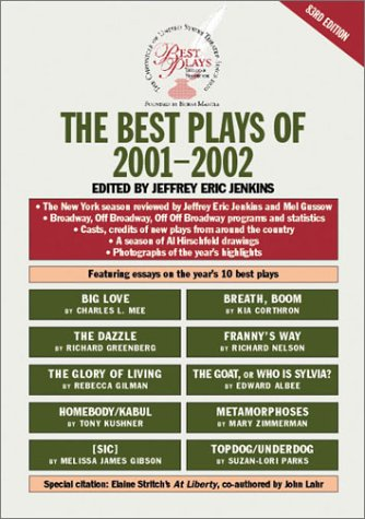 The Best Plays of 2001-2002 ebook