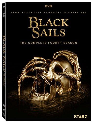 Black Sails Season 4 [DVD]
