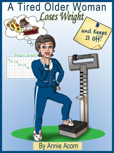 Tired Older Woman Loses Weight ebook product image