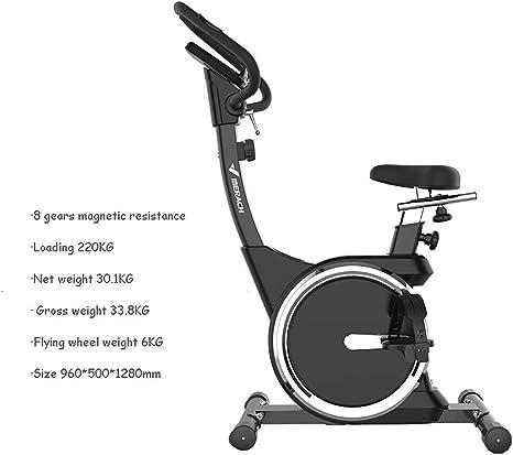 Das stationäre Fahrrad zum Abnehmen