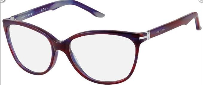 Oxydo Gafas de Sol Mujer OX 1044 S 81F Azul Semi Cerrado ...