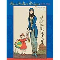 Paris Fashion Design 1912-1913 Cb139