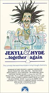 Jekyll & Hyde Together Again [VHS]