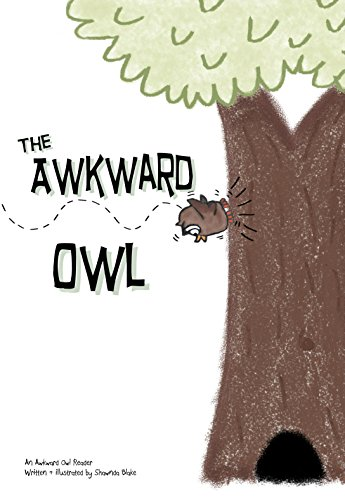 The Awkward Owl by [Blake, Shawnda]