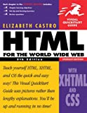 HTML for the World Wide Web with XHTML and CSS: Visual QuickStart Guide, Student Edition