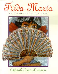Book Frida Maria: A Story of the Old Southwest