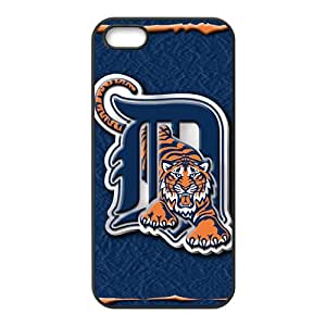 Detroit Tigers New Style Creative Pone Case For Iphone 5S