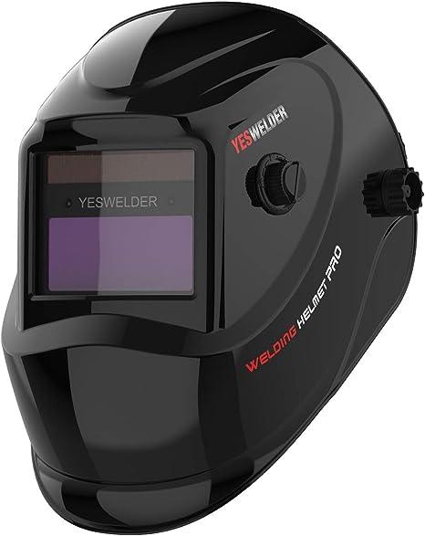 YESWELDER Auto-Darkening Welding Helmet