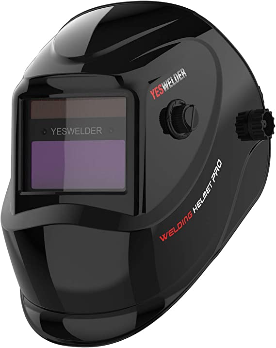 5-pk Outer and 2-pk Inner Replacement Lens for YESWELDER L500A Welding Helmet