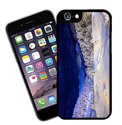 Progettazione 007 - questa copertura si adatta Apple modello iPhone 6s (non più di 6s) - di idee regalo Eclipse del paesaggio