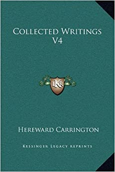 Collected Writings V4