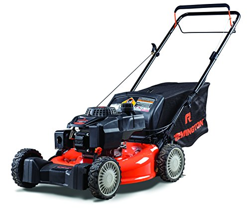 Remington RM310 Explorer 159 cc 21-Inch Rwd Self-Propelled 3-in-1 Gas Lawn (Mtd Steel Lawn Mower)