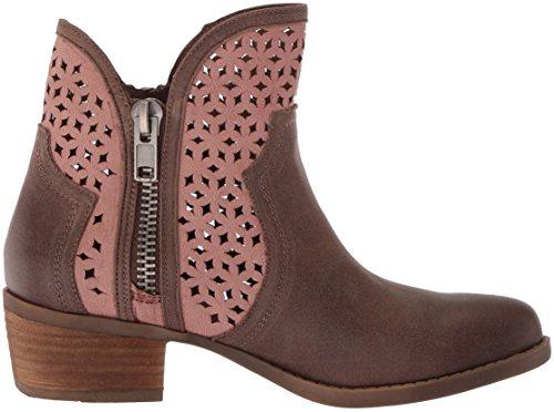 Clasificados Boot Mujer Emily Marrón topo Ankle No para a8wdnd