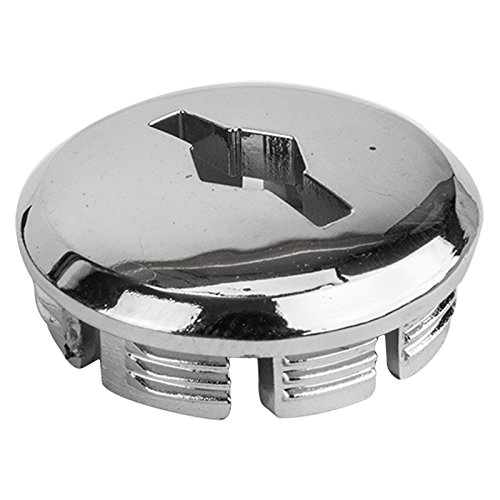 Sunlite Crank Dust Cap, Chrome Plated