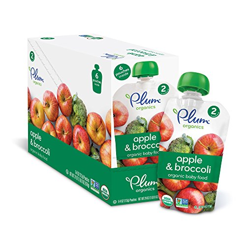 Organic Baby Apple - 1
