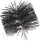 Imperial #BR0209 7'' Round Wire Chim Brush