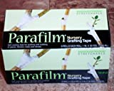 Parafilm Nursery Grafting Tapes (6 Rolls; 1''wide X 1080'' Long Per Roll)