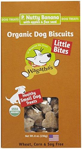 Wagatha's P.Nutty Banana Little Bites - 8oz