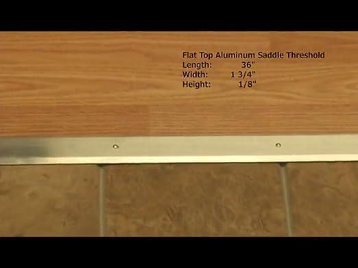 """M-D 36/""""Alum Aff134 Threshold"""