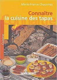 La cuisine des tapas par Marie-France Chauvirey