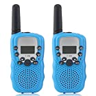 Portable Walky Talky for Kids- Long Range 1.8 Mile Two Way Radio 22Channel