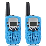 Best Walkie Talkies - Portable Walky Talky for Kids- Long Range 1.8 Review