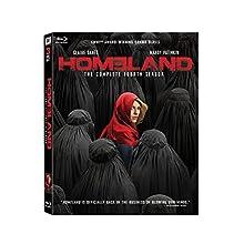 Homeland Season 4 Blu-ray (2015)