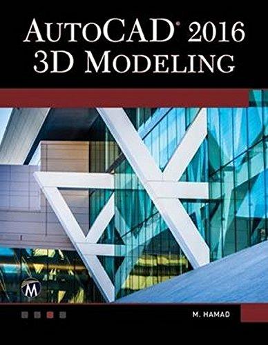 Download AutoCAD 2016: 3D Modeling pdf