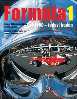 Formula 1 1950 - today: Amazon.co.uk: Hartmut Lehbrink ...