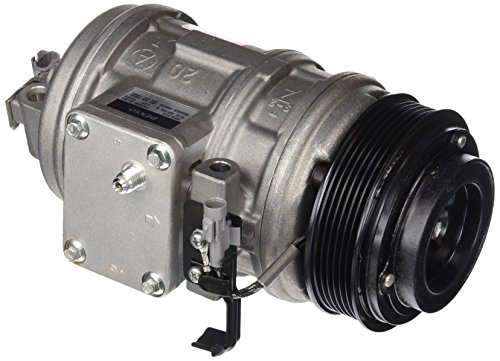 - Denso 471-1162 New Compressor with Clutch