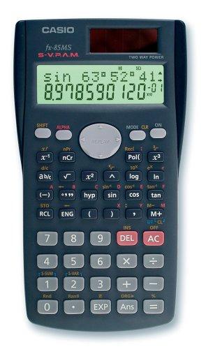 Casio Fx 85ms Wissenschaftlicher Taschenrechner Schulrechner