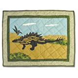 Dinosaur Pillow Shams by Sweet Jojo Designs