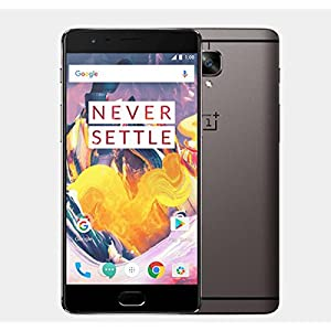 OnePlus 3T A3010 - Gray - 6GB RAM + 64 GB - 5.5 inch - International Version - No Warranty